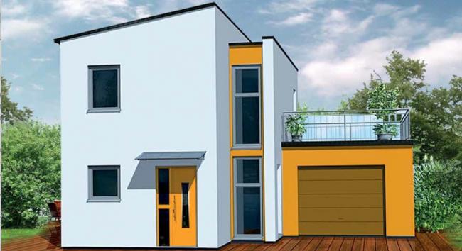 Проект дома-81