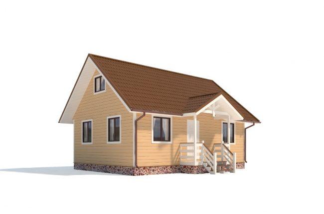 Проект дома-538