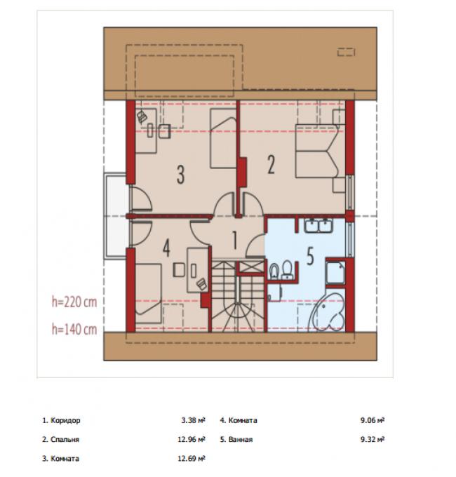 Проект дома-51