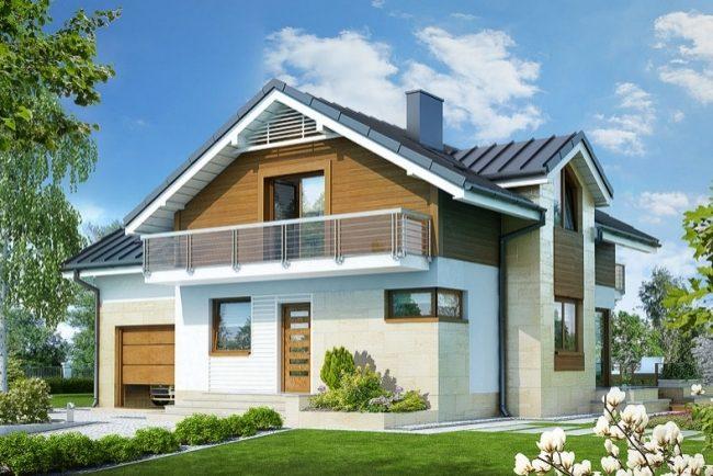 Проект дома-78