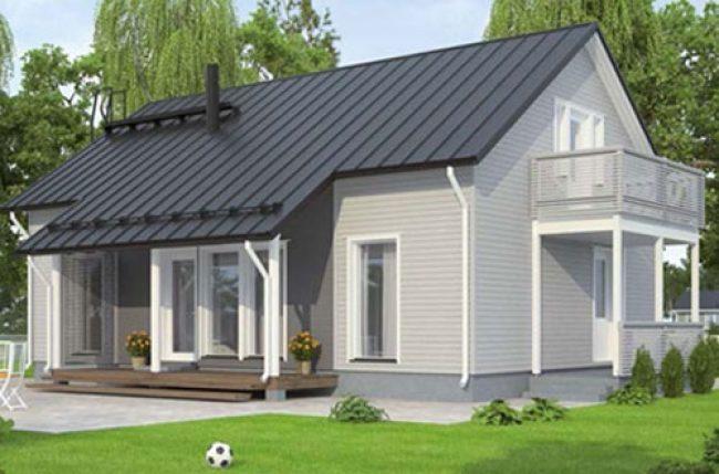 Проект дома-420