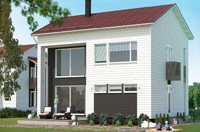 Проект дома-454