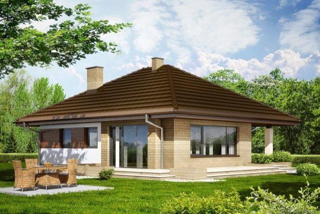 Проект дома-4