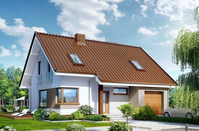 Проект дома-37