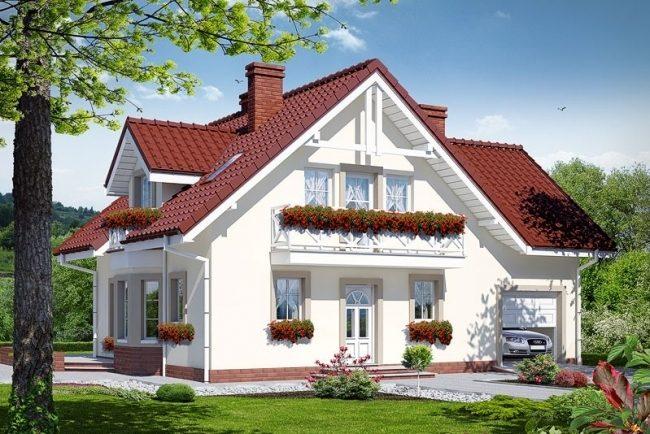 Проект дома-207