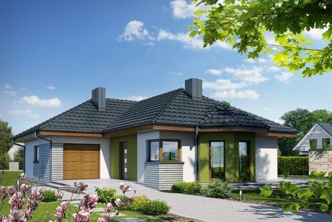 Проект дома-223