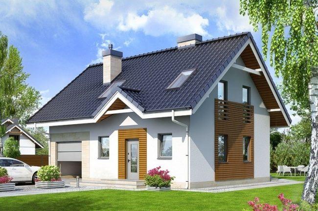 Проект дома-292