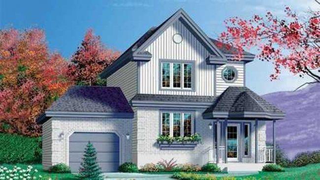 Проект дома-450