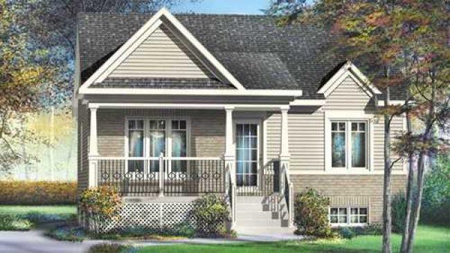 Проект дома-435