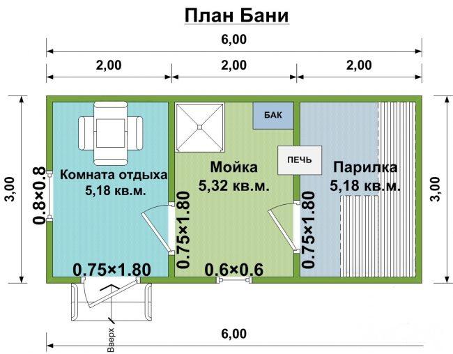 Баня СП-41