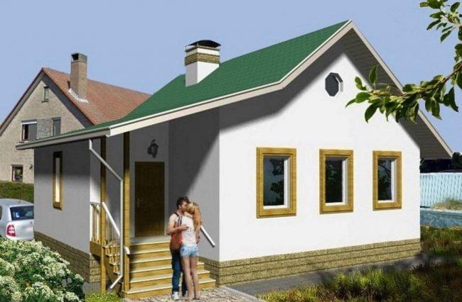 Проект дома-638