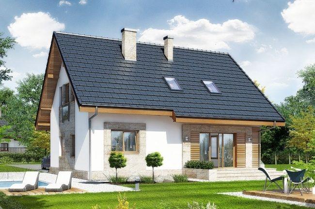Проект дома-203