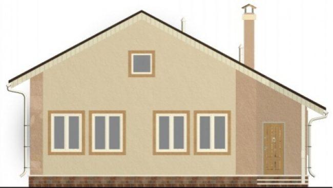 Проект дома-710