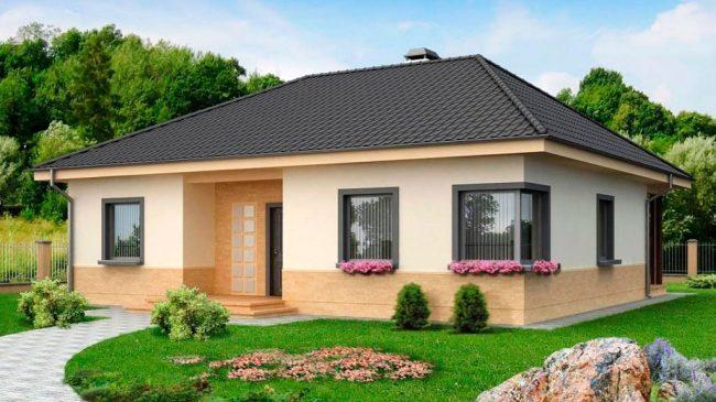 Проект дома-507