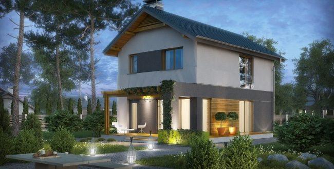 Проект дома-254