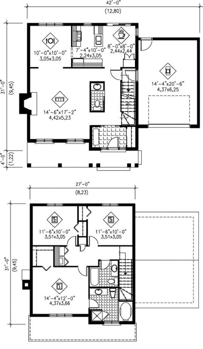 Проект дома-459