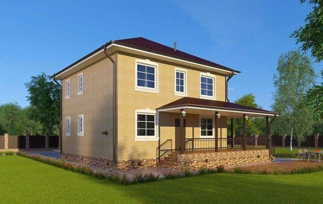 Проект дома-695