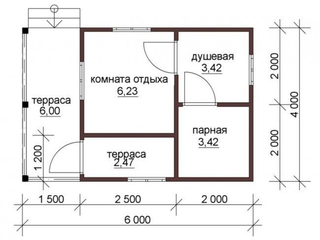 Баня СП-67