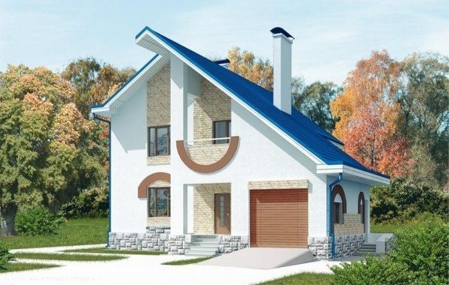 Проект дома-98