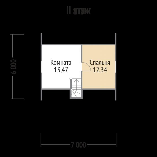 Проект дома-527