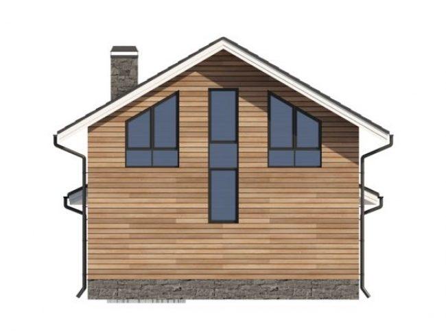 Проект дома-535