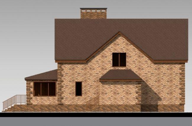 Проект дома-123