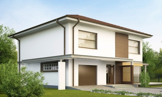 Проект дома-102