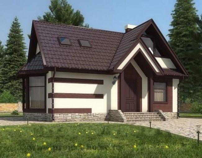 Проект дома-358