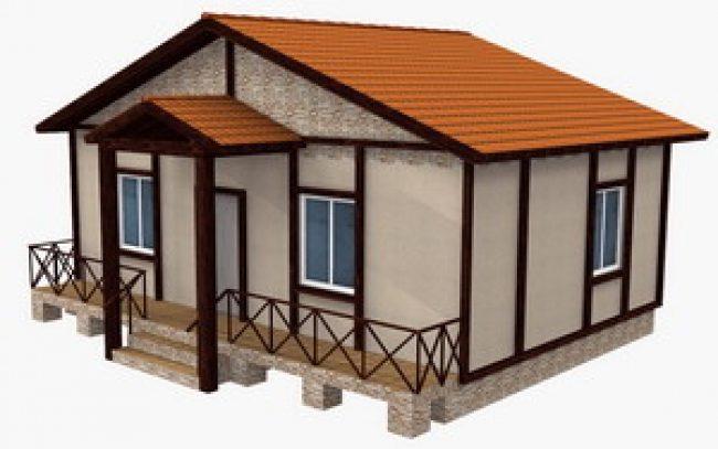 Проект дома-357