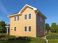 Проект дома-615