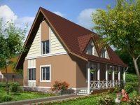 Проект дома-740