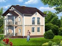 Проект дома-621