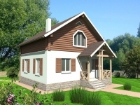 Проект дома-605