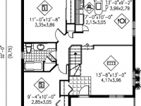 Проект дома-444