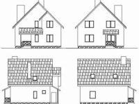 Проект дома-713