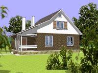 Проект дома-654