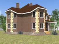 Проект дома-126