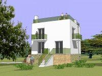 Проект дома-594