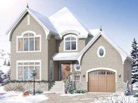 Проект дома-502