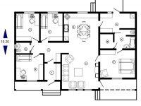 Проект дома-489