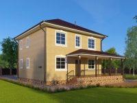 Проект дома-509