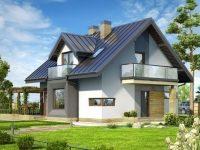Проект дома-321
