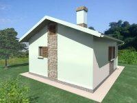 Проект дома-718