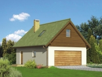Проект гаража-169