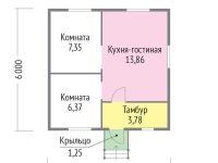 Проект дома-521