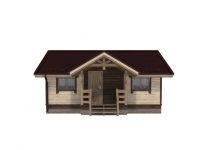 Проект дома-528