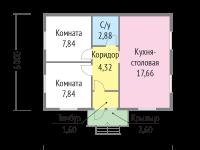 Проект дома-537