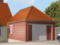 Проект гаража-52