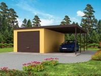 Проект гаража-65