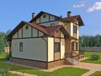 Проект дома-610